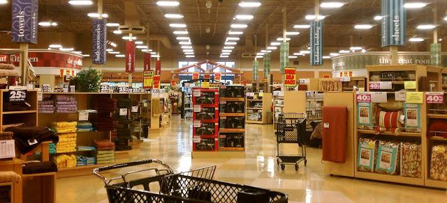 Tienda de departamento y supermercado en Orlando
