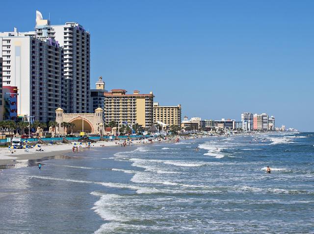 Daytona Beach en Florida