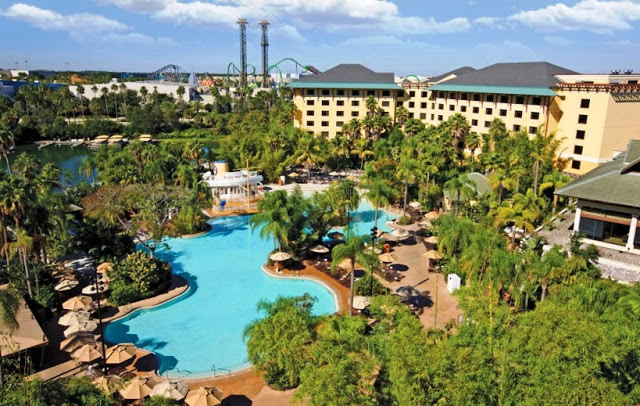 Hotel Royal Pacific Resorts en Universal