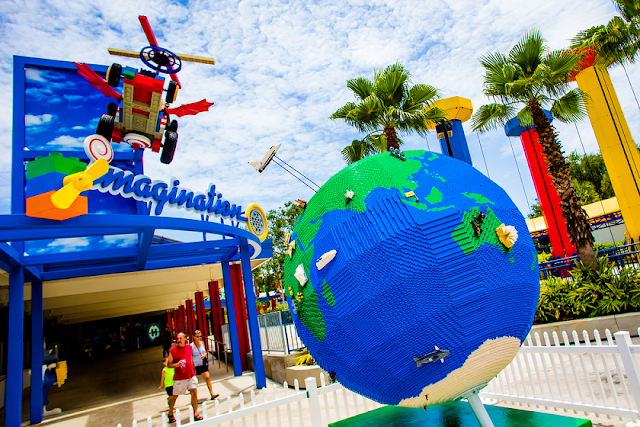 Imagination Zone en Legoland
