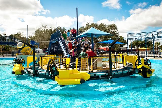 Lego Technic en Legoland en Orlando