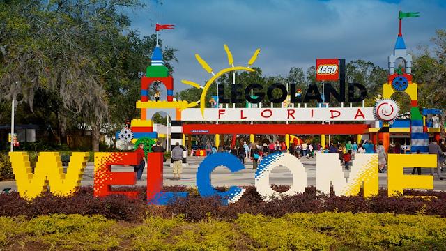 Parque de Legoland - Orlando