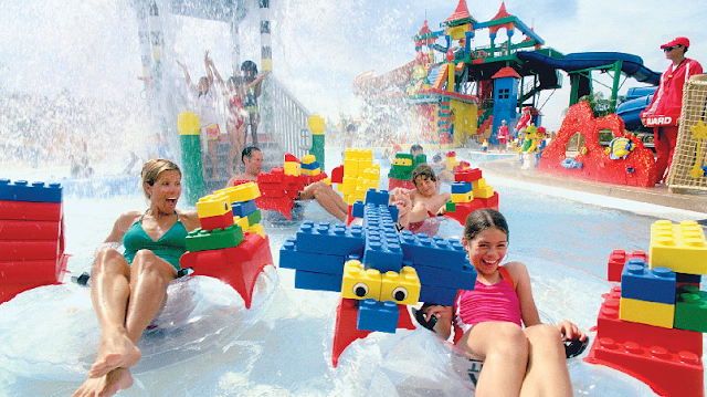 Atracciones de Legoland Waterpak