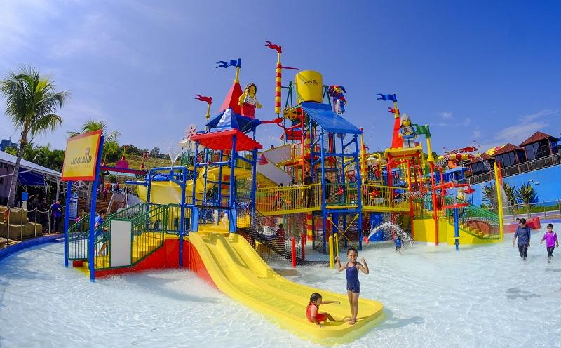 Parque acuático Legoland Water Park en Orlando