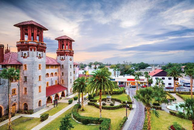St Augustine en Florida