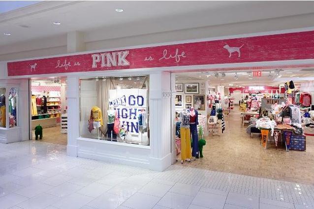 Tienda Pink en Miami