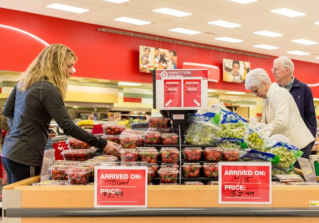 Tienda de departamento y supermercado Target en Orlando