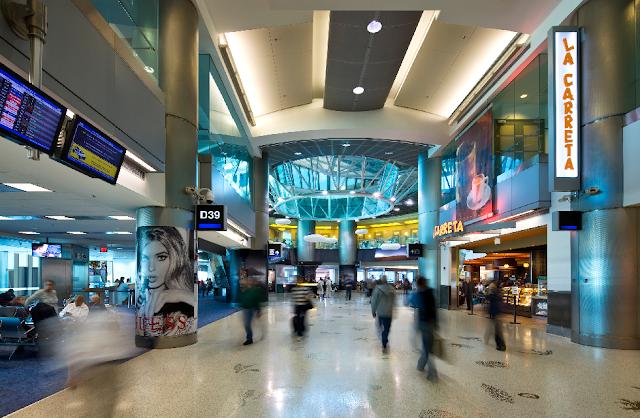 Aeropuerto en Miami