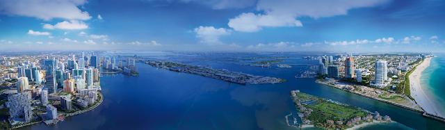 Condiciones climáticas en marzo - Miami