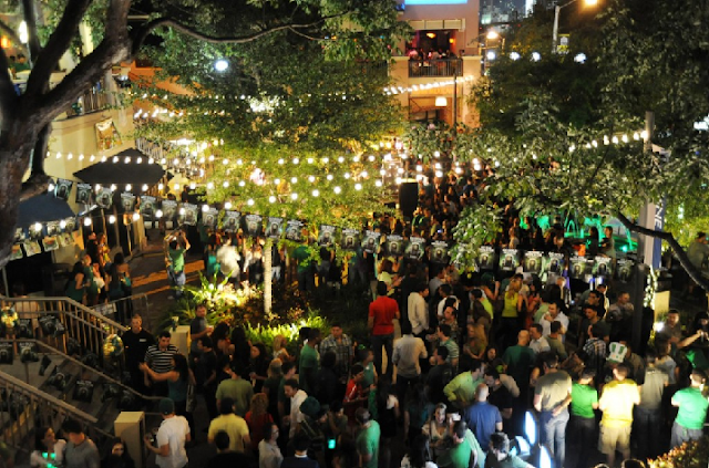 Feriado St. Patrick's Day en Miami