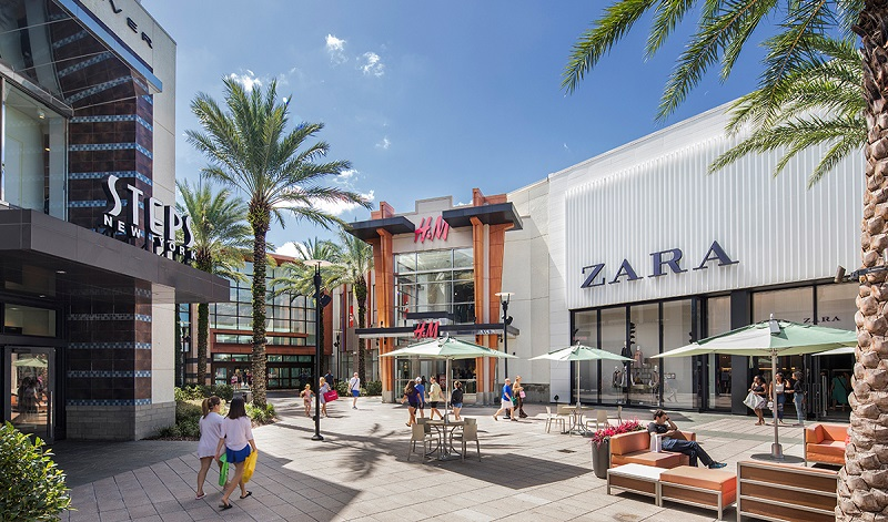 Florida Mall en Orlando