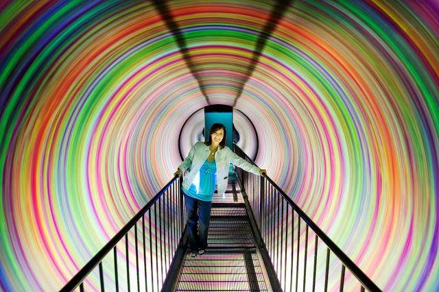 El Inversion Tunnel