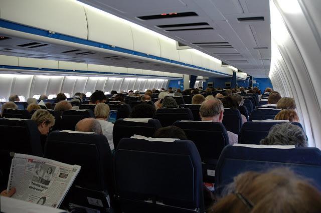 Avión para Miami