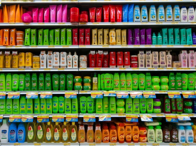 Shampoos y acondicionadores en Orlando