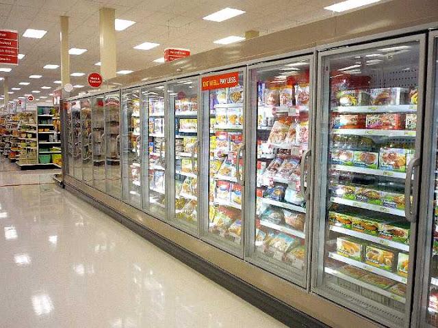 Compras en el supermercado Target en Orlando - productos