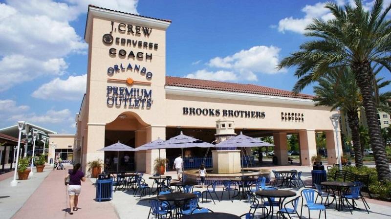 Horario de funcionamiento de los Outlets e Shoppings en Orlando