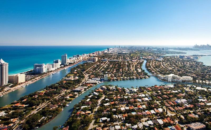 Miami en febrero
