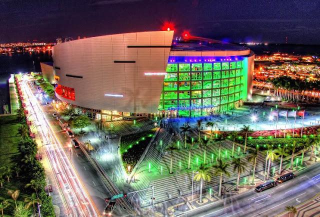 Diversión en Downtown Miami