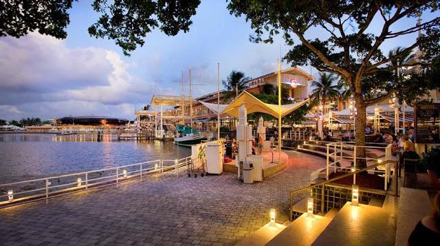 Bayside Market Place en Miami