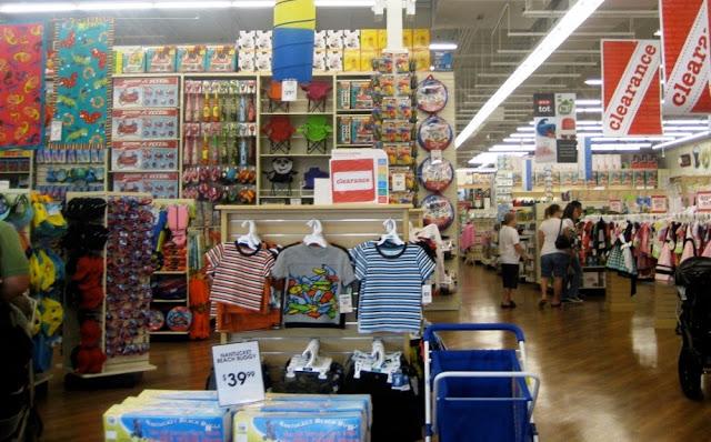 Productos en tienda Buy Buy Baby en Miami