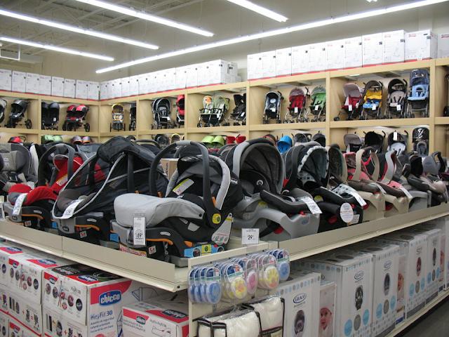 Productos en tienda Buy Buy Baby en Orlando