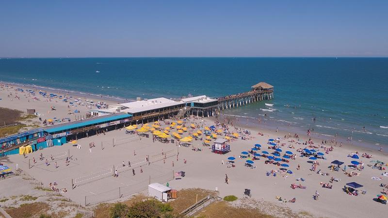Cocoa Beach en Florida: ciudad y playas