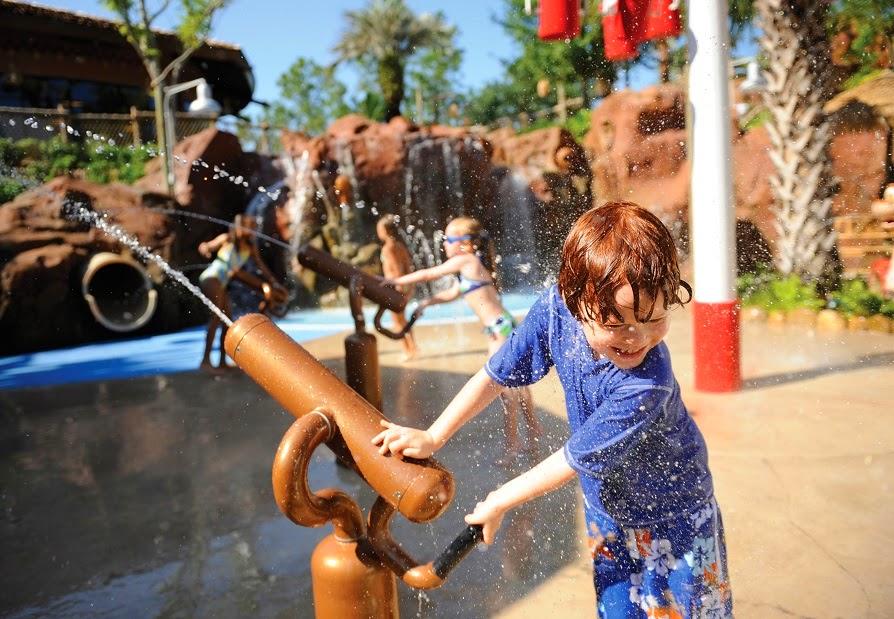Mejores parques para niños en Orlando