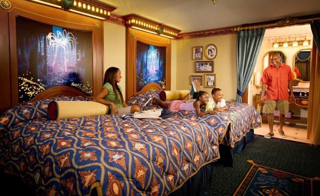 Consejos para alojarse dentro de Disney