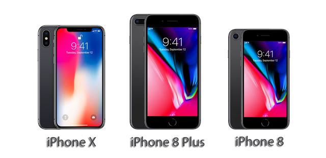 Diferencias entre el iPhone X y el iPhone 8
