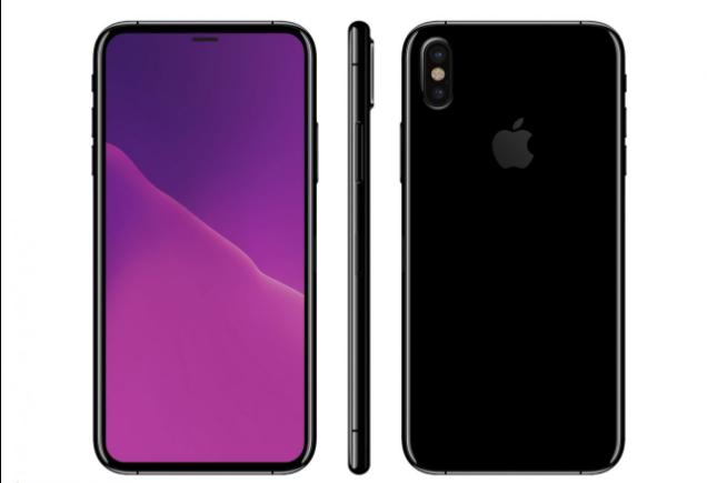 iPhone X negro