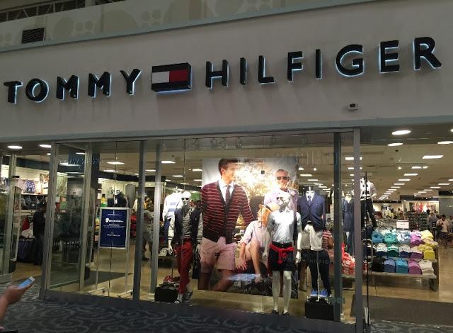 Unidade de Tommy Hilfiger enOrlando
