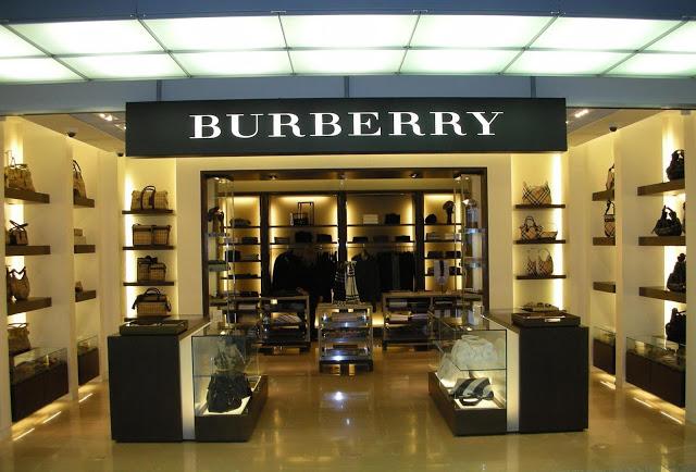 Tiendas de Burberry en Miami